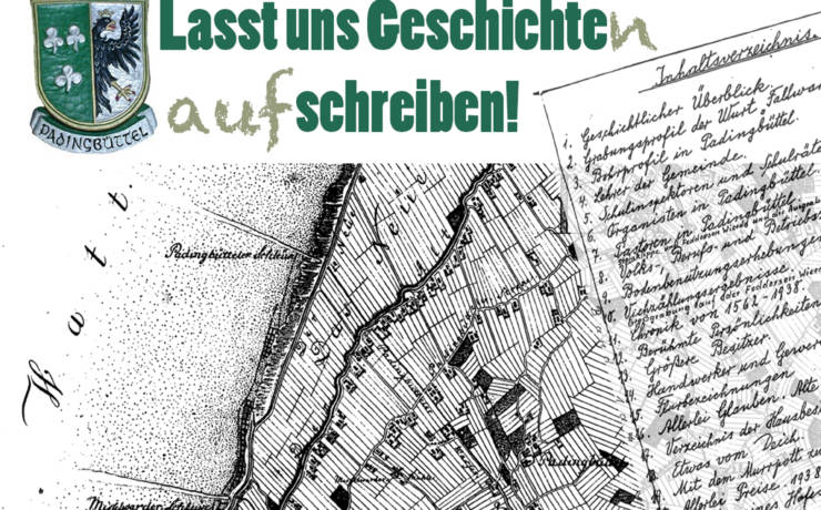 Padingbüttel geht online.