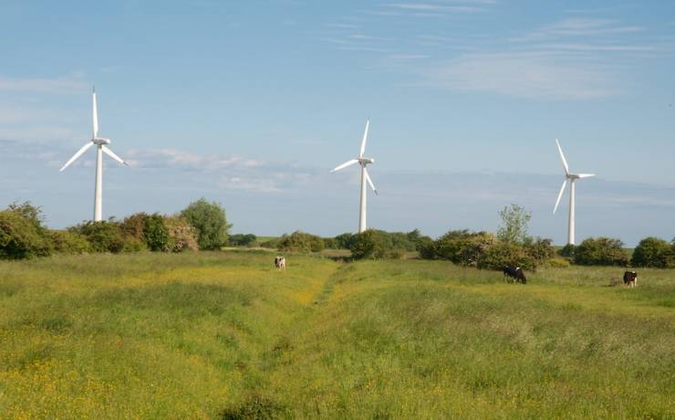 Windpark Padingbüttel