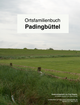 Padingbuettel_Ortsfamilienbuch_Titel
