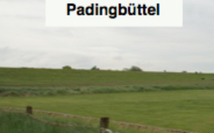 Erste gedruckte Auflage: Ortsfamilienbuch Padingbüttel